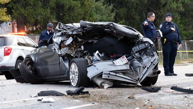 Baltimore Car Accident