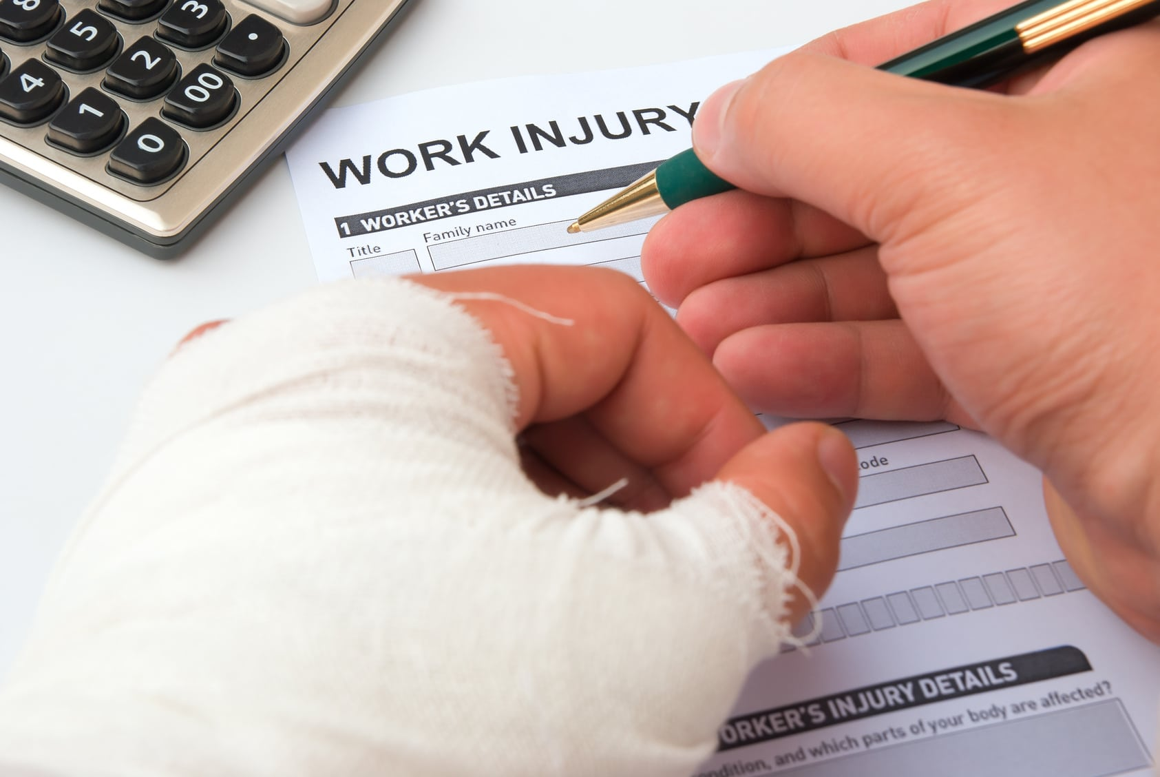 Baltimore Workers Comp Lawyer