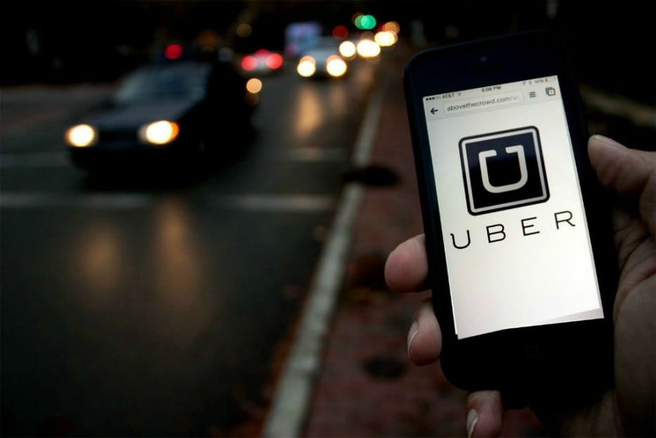 Uber Maryland workers compensation claim