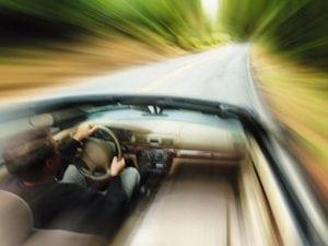 Speeding Cause Accident